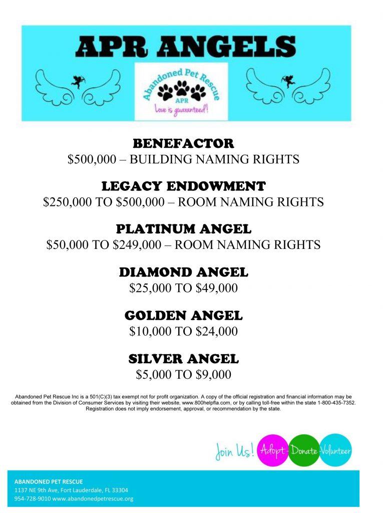 APR Angels | Abandoned Pet Rescue