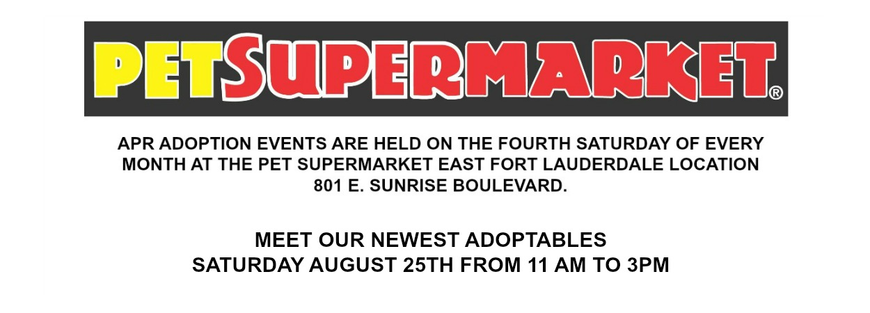 2018 AUGUST PET SUPERMARKET MARQUEE REVISED