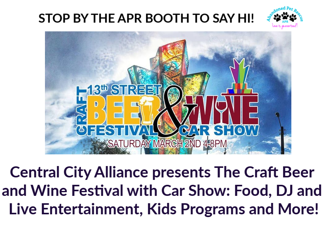 13th Street Craft Beer & Wine Festival & Car Show 3/2/19 @ NE 13TH STREET   Fort Lauderdale   Florida   United States