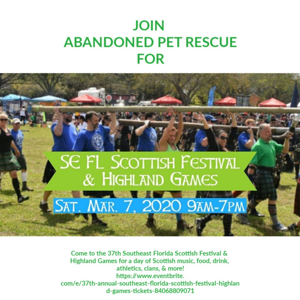SCOTTISH FESTIVAL (3/7) @ PLANTATION HERITAGE PARK | Plantation | Florida | United States