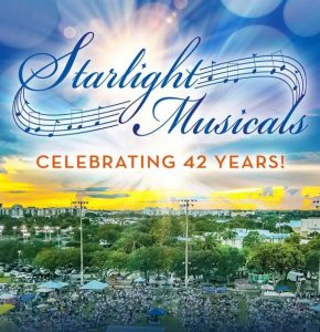 STARLIGHT MUSICALS (Fridays 6-11 through 8-13) @ Holiday Park, Fort Lauderdale | Fort Lauderdale | Florida | United States